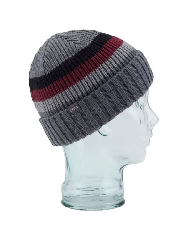 Зимняя шапка Coal The Lucas charcoal - В наличие