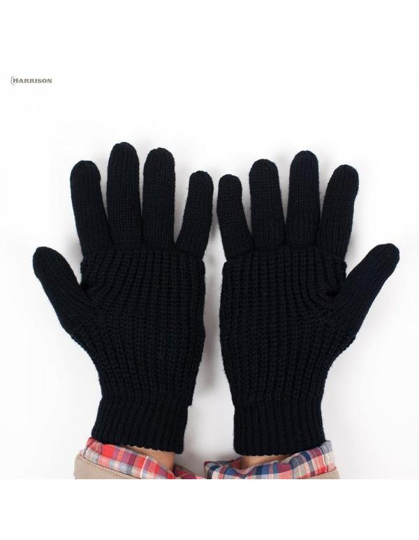 Городские перчатки Harrison Benjamin Black