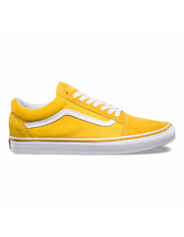Кеды Vans Old Skool Yellow - В наличие