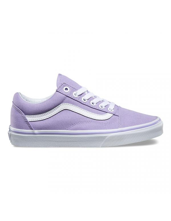 Кеды Vans Old Skool L-Purple