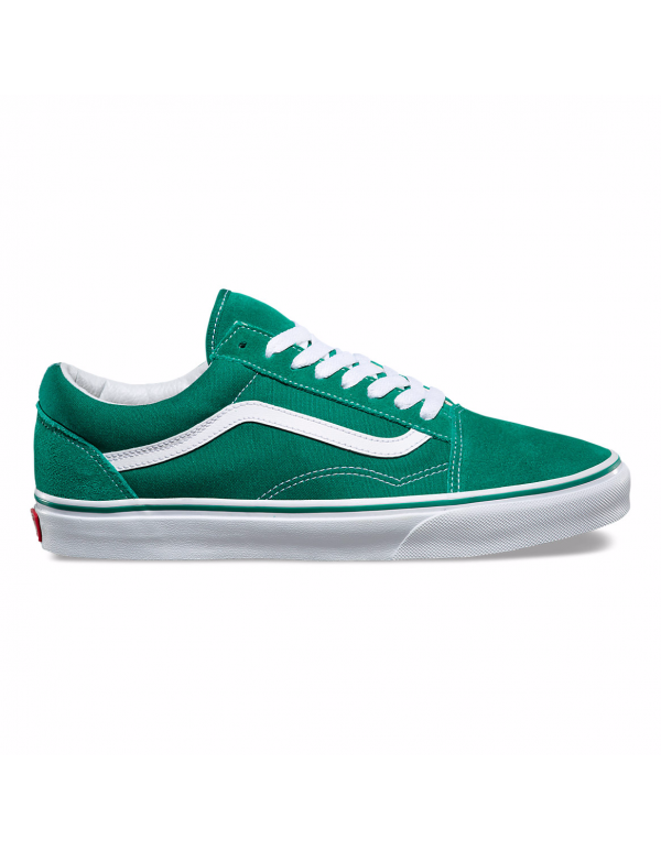 Кеды Vans Old Skool Green