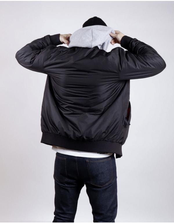 Куртка бомбер Anteater Bomber-black