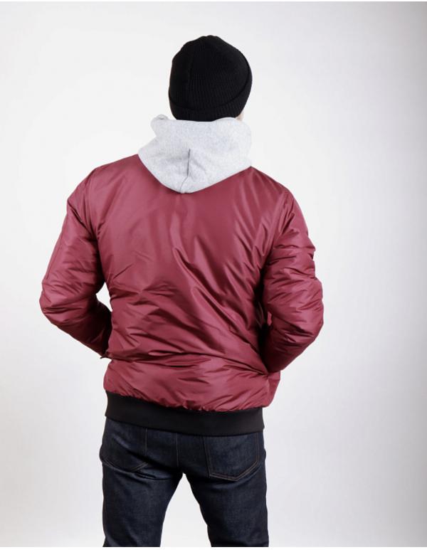 Куртка бомбер Anteater Bomber-bordo - В наличие