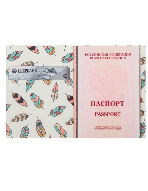 Обложка на паспорт BUMAGA Nib