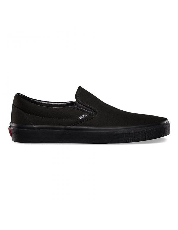 Слипоны Vans Slipon Black Black - В наличие